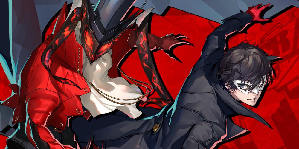 Persona 5 Strikers - Joker