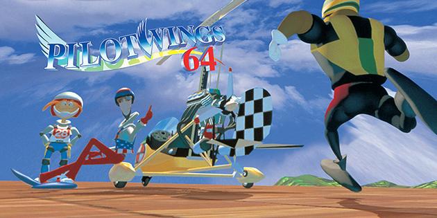 Newsbild zu Um 18 Uhr – Pixel-Power #23: Pilotwings 64 (Nintendo 64)