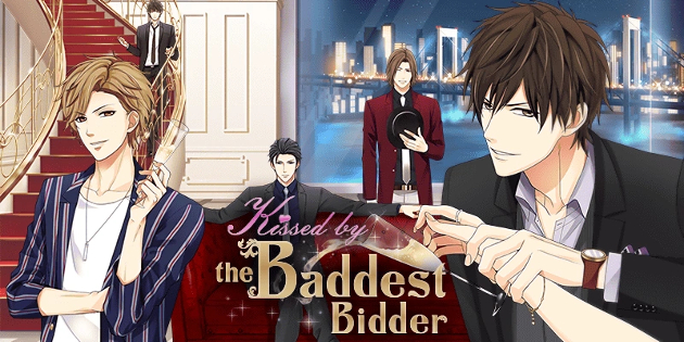Newsbild zu Lasst euch Ende November in der Visual Novel Kissed by the Baddest Bidder feilbieten