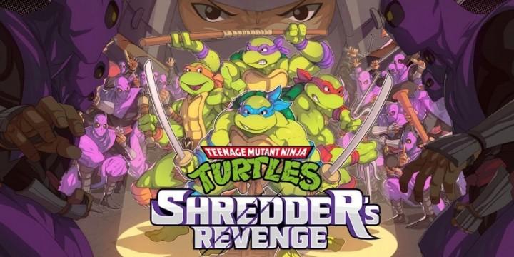 Newsbild zu Teenage Mutant Ninja Turtles: Shredder's Revenge erscheint in diesem Jahr für die Nintendo Switch
