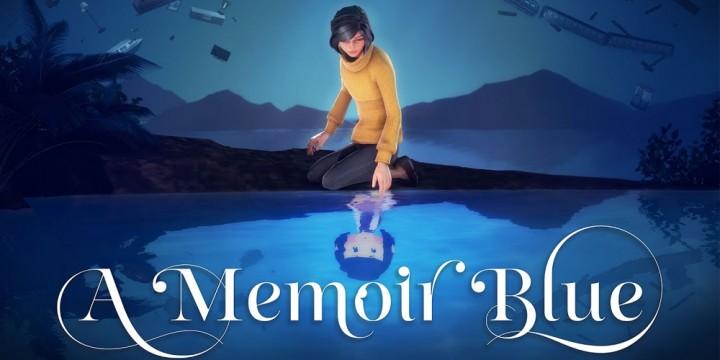 Newsbild zu Ein interaktives Gedicht – A Memoir Blue erscheint diesen Oktober