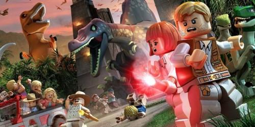 Newsbild zu Wii U-Spieletest: Lego Jurassic World
