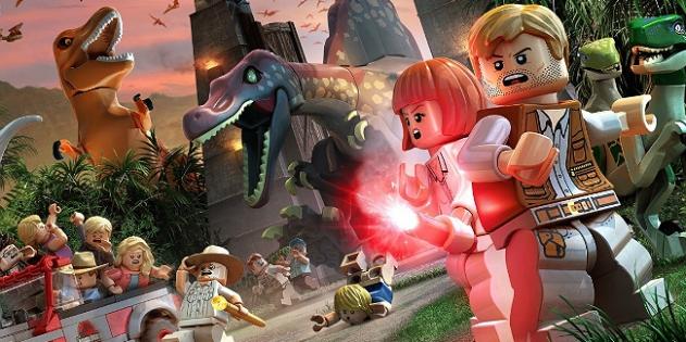 Newsbild zu Nintendo Switch-Spieletest: LEGO Jurassic World
