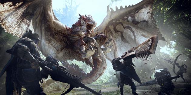 Newsbild zu Filmplakate zur Kino-Adaption von Monster Hunter veröffentlicht