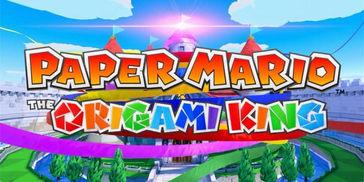 Newsbild zu Im Angebot: Nintendo Switch Pro Controller + Paper Mario: The Origami King für 87,72 €