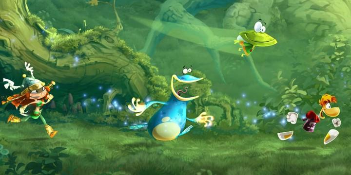 Newsbild zu Rayman Legends erscheint heute in China für die Nintendo Switch – Werbetrailer veröffentlicht