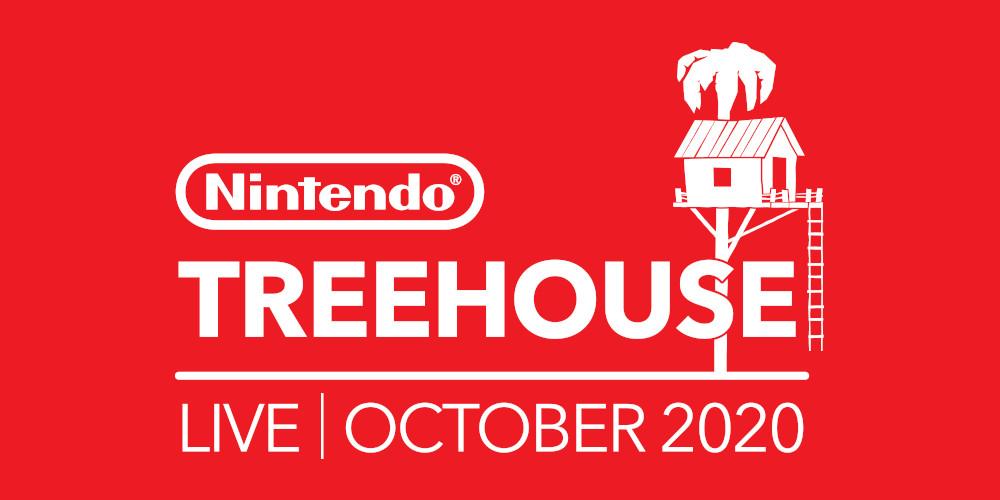 Nintendo Treehouse: Live | October 2020