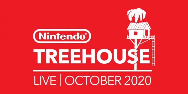 Newsbild zu Erinnerung: Nintendo Treehouse: Live | Oktober 2020 beginnt um 19:00 Uhr