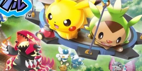 Newsbild zu Europäisches Boxart zu Pokémon Rumble World veröffentlicht