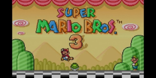 Newsbild zu Virtual Console-Spieletest: Super Mario Advance 4: Super Mario Bros. 3