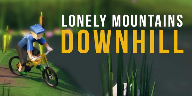 Newsbild zu Vorschau: Lonely Mountains: Downhill