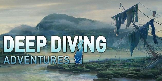 Newsbild zu Taucht in eine faszinierende Unterwasserwelt ein: Deep Diving Adventures für Nintendo Switch angekündigt