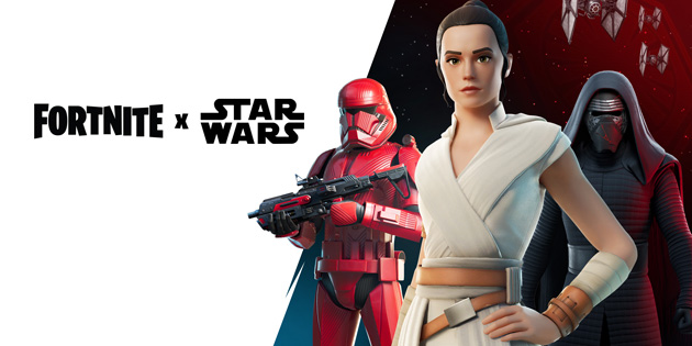 Newsbild zu May the fourth be with you – Epic Games bringt Star Wars für eine kurze Zeit in Fortnite zurück