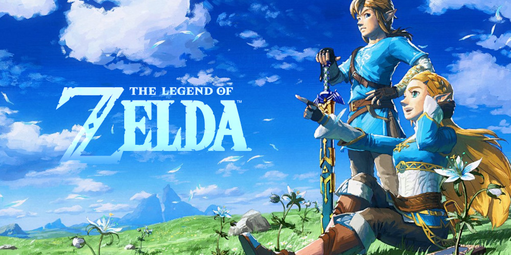 The Legend of Zelda: Breath of the Wild - Jubiläums-Artwork