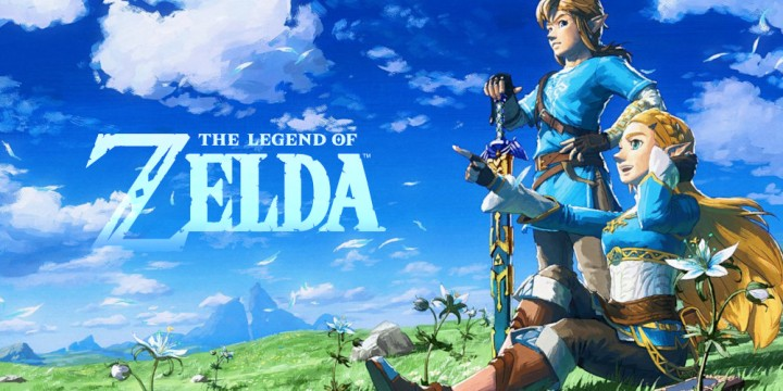Newsbild zu Kuschelige Plüschfiguren zu Link und Zelda aus The Legend of Zelda: Breath of the Wild gesichtet