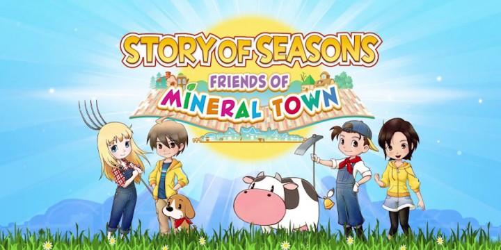 Newsbild zu Gewinnspiel zu Story of Seasons: Friends of Mineral Town – Diese Leser beziehen in Kürze ihren neuen Bauernhof