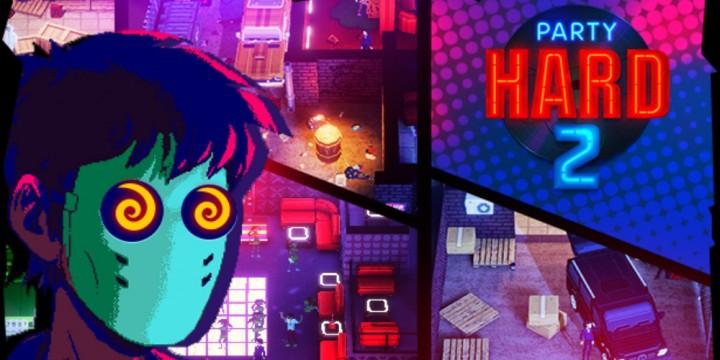 Newsbild zu Party Hard 2 im Test – Bei dieser Party fliegen wortwörtlich die Fetzen
