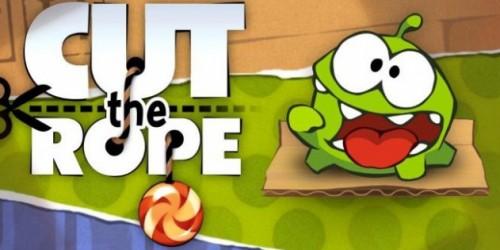 Newsbild zu Erste Spielszenen zu Cut the Rope auf dem Nintendo 3DS aufgetaucht