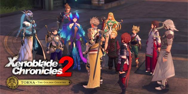 Newsbild zu Weitere Details zu den Charakteren und dem Kampfsystem aus Xenoblade Chronicles 2: Torna ~ The Golden Country verraten