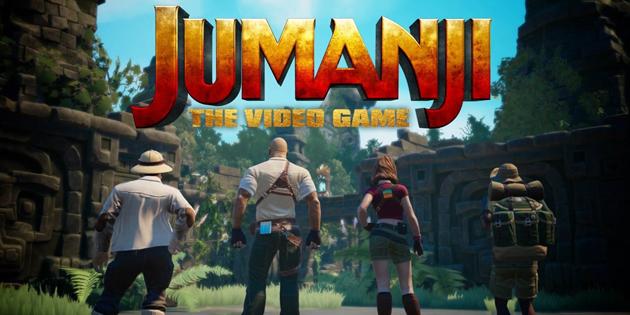Newsbild zu Jumanji: Das Videospiel erhält eine Collector's Edition