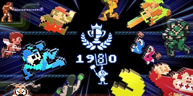"""Newsbild zu Super Smash Bros. Ultimate: Das zehnte Event-Turnier """"Retro pur: Der Ü30-Smash!"""" hat soeben begonnen"""