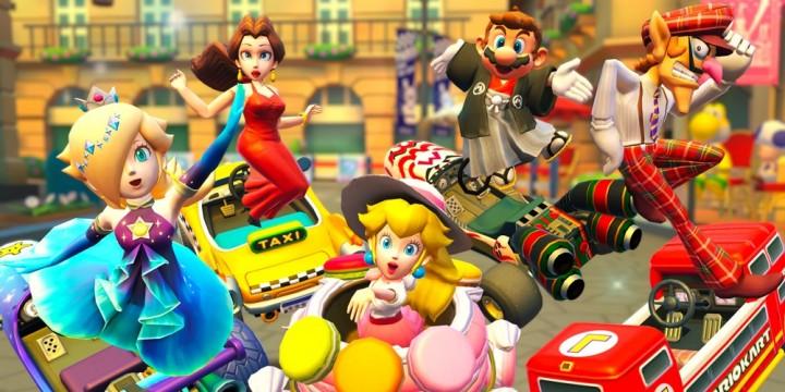 Newsbild zu Ein Grund zum Feiern: Die 1.-Jubiläum-Tour-Saison startet heute mit vielen Überraschungen in Mario Kart Tour