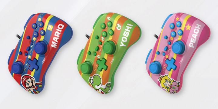 Newsbild zu Ideal für Partys und als Geschenk – Jetzt die neuen Horipad Mini-Controller für die Nintendo Switch vorbestellen
