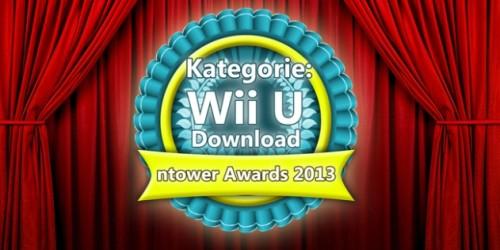 Newsbild zu ntower Awards 2013 - Das beste Wii U Download-Spiel