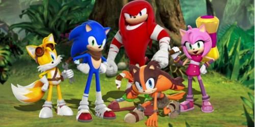 Newsbild zu So häufig konnte sich Sonic Boom für Wii U und 3DS weltweit verkaufen