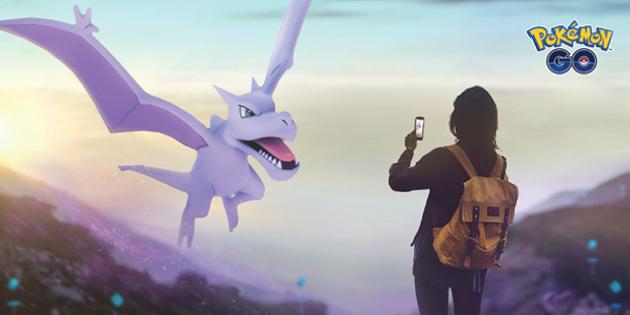News Pokémon GO Abenteuer-Woche mit Stein-Pokémon liegt vor euch