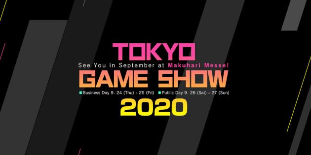 Newsbild zu Tokyo Game Show 2020 wird ebenfalls als digitales Event abgehalten