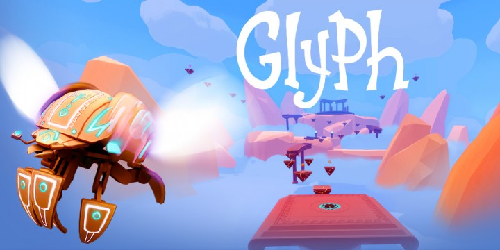 Newsbild zu Demoversion zu Glyph ab 16. Mai für die Nintendo Switch verfügbar