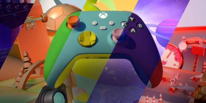 Newsbild zu Erschafft euren eigenen Controller: Das Xbox Design Lab kehrt zurück