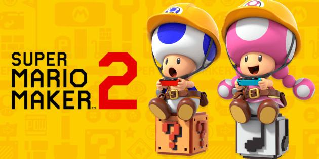 Newsbild zu Deutschland: Super Mario Maker 2 konnte sich mehr als 100.000 Mal verkaufen