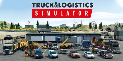Newsbild zu Veröffentlichungsdatum von Truck & Logistics Simulator für die Nintendo Switch bekanntgegeben