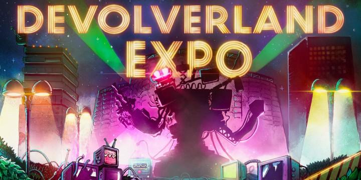 Newsbild zu Realität etwas anders: Devolverland Expo erscheint kostenlos auf Steam