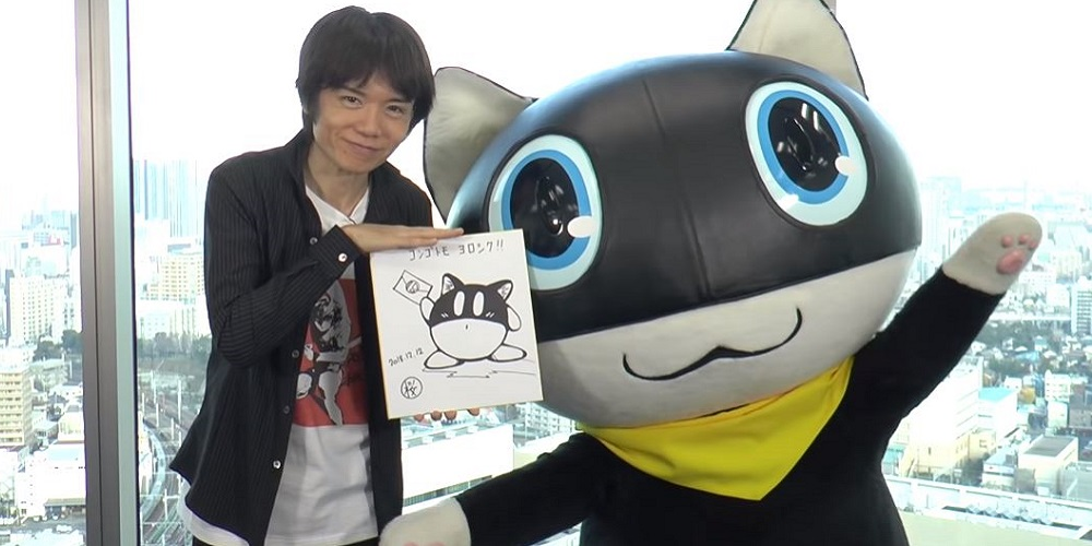 Masahiro Sakurai Morgana