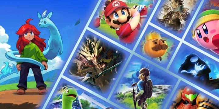 Newsbild zu Diese Nintendo Switch-Spiele erwarten euch in dieser Woche (KW 33/2021)