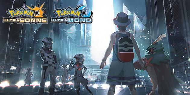 Pokémon Ultrasonne & Ultramond: Details zu den Ultrapforten und Ultrabestien - Trailer und Bilder