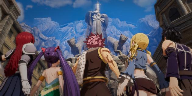 Newsbild zu Fairy Tail: Erscheinungstermin für das Rollenspiel enthüllt