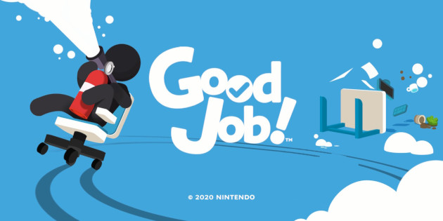 Newsbild zu Nintendo Switch-Spieletest: Good Job!