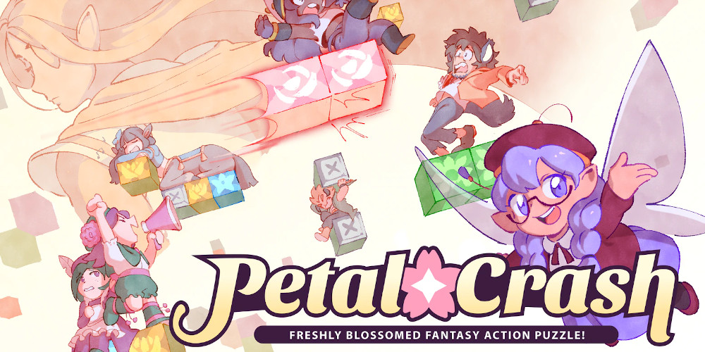 Petal Crash