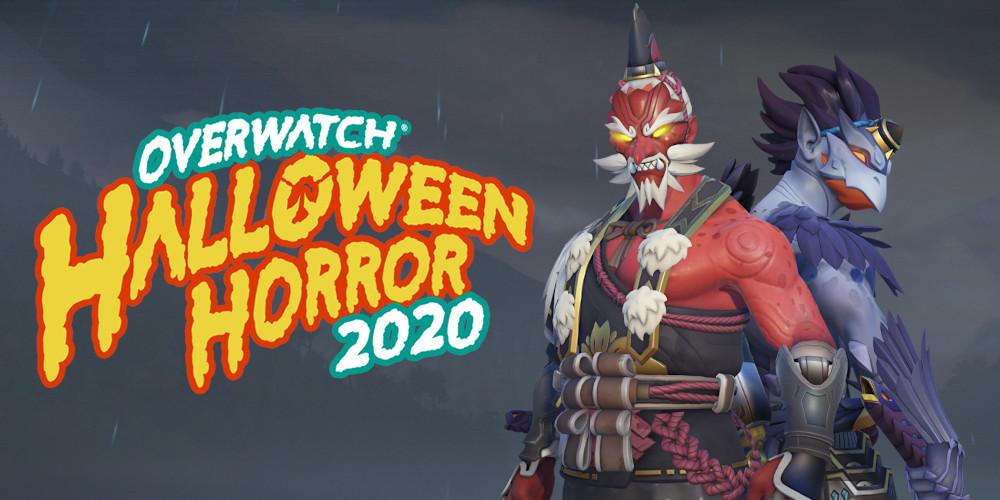 Overwatch - Halloween-Horror 2020
