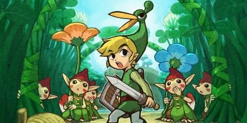 Newsbild zu Virtual Console-Spieletest: The Legend of Zelda: The Minish Cap
