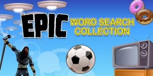 Newsbild zu Das ist episch - So sieht Epic Word Search Collection aus