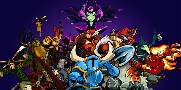 Newsbild zu Entwicklung von Shovel Knight: King of Cards und Shovel Knight Showdown ist abgeschlossen