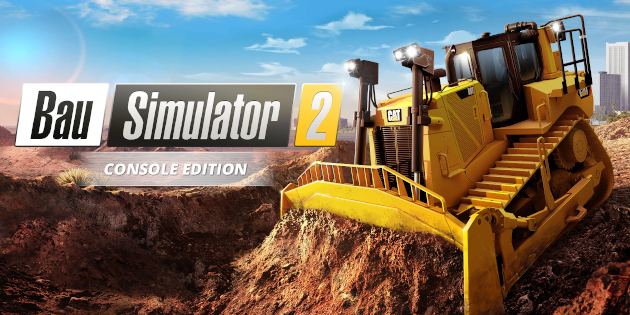 Newsbild zu Erscheinungstermin von Bau-Simulator 2 US - Console Edition für die Nintendo Switch verkündet