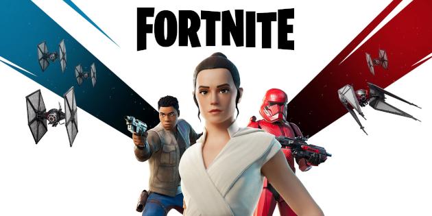 Newsbild zu Fortnite x Star Wars geht in eine neue Runde – Spieler erhalten einen kostenlosen Hängegleiter