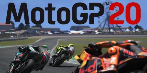 Newsbild zu Die Handelsversion von MotoGP 20 enthält nur einen Downloadcode