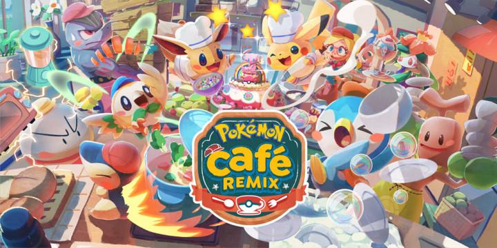 Newsbild zu Alles auf Anfang – Pokémon Café ReMix ist ab sofort online